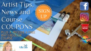 Free Art Class Email Signup