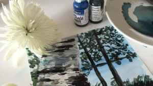 Alcohol Ink Classes